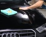 Tẩy bụi sơn toàn xe